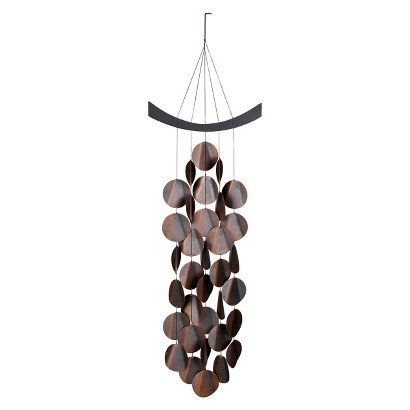 Woodstock Moonlight Waves Wind Chime - 34 inches