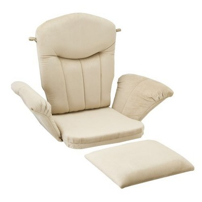 Shermag Glider Rocker Rocker Cushion Set - Oatmeal