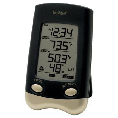 La Crosse Technology Wireless Temp/Humidity Station WS-9023U-IT