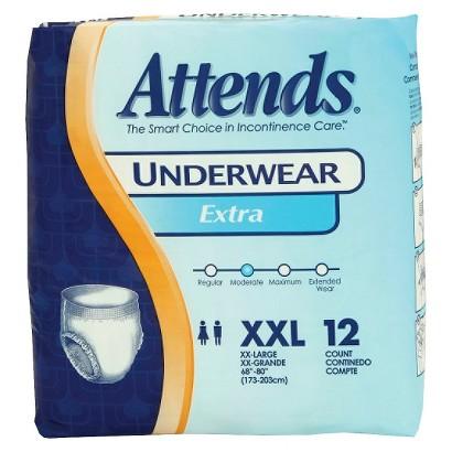 Attends® Underwear Extra