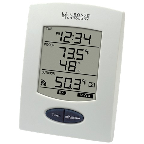 La Crosse Technology Wireless Temperature Station WS-9029U-IT