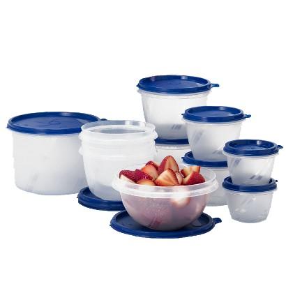 Fresh Keeper 20-pc. Food Storage Set