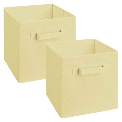 ClosetMaid Cubeicals Fabric Drawers - 2 Pack