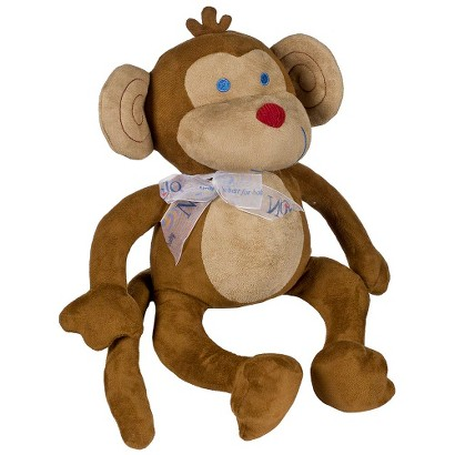 Nojo Jungle Babies Milton The Monkey