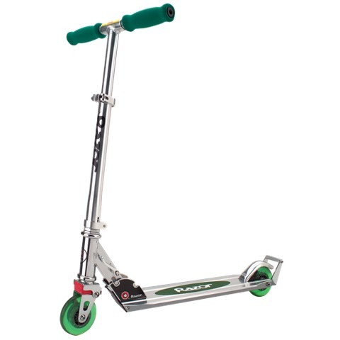 Razor A2 Scooter - Green