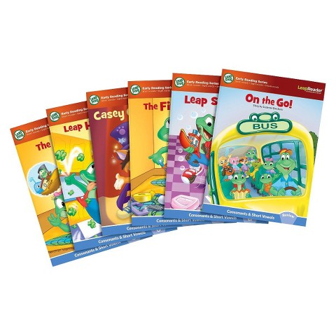 LeapFrog® LeapReader™ Learn to Read, Volume 1 (works with Tag)