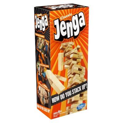 Classic Jenga Game