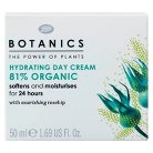 Boots Botanics Organic Hydrating Day Cream - 1.69 oz