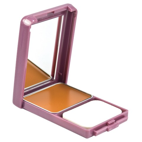 COVERGIRL Queen Natural Hue Compact Foundation - Soft Copper