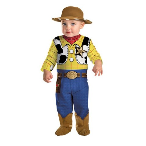 Infant Boy Toy Story and Beyond Woody Costume