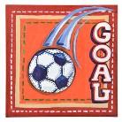 """Oopsy Daisy too Sports Soccer Wall Art - 10x10"""""""
