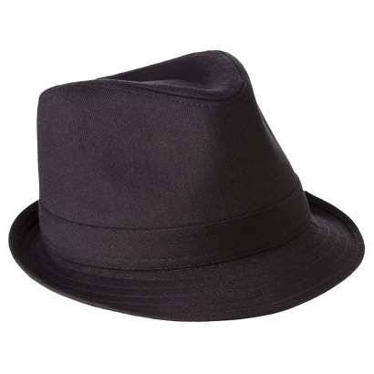 Men's Fedora - Black