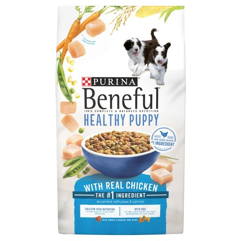Purina Beneful Healthy Puppy Dog Food 6.3 lb. Bag
