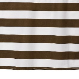 Bacati Baby Bedding Collection- Brown/White