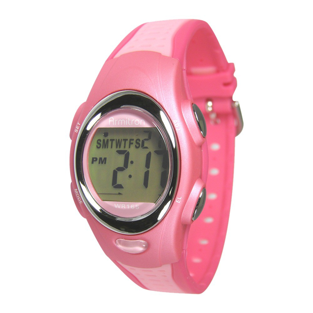 Women's Armitron Dual - Colored Sport Watch - Pink, Size: Ladies