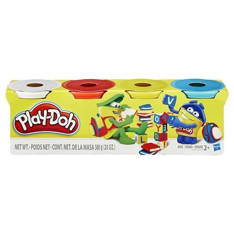 Play-Doh Classic 4-pk.