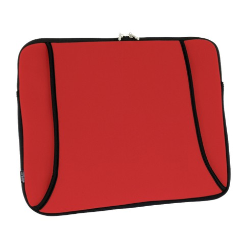 Sumdex Digipod Neoprene Computer Sleeve - Hibiscus Red