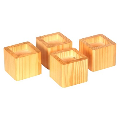 "Richards Homewares 4"" Bed Risers"