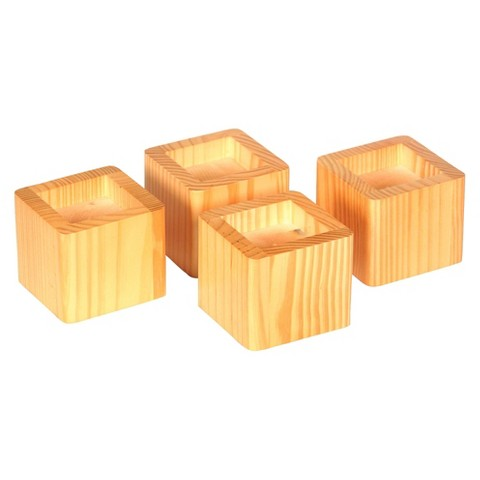 "Richards Homewares 2.75"" Bed Risers"