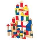 Maxim Color/Natural Building Blocks 100 Piece Set