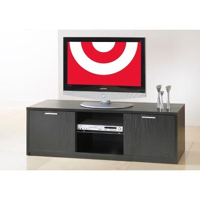 "Bryce TV Stand - Black (56"")"