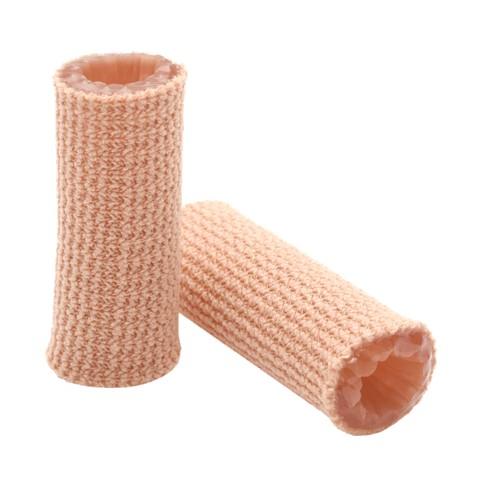 Therasteps Gel Toe Tubes - 2 Pack