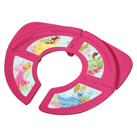 Ginsey Disney Princess Folding Potty Seat - Follow the Magic