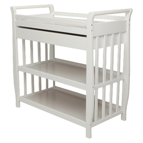 Mikaila Zoe Changing Table - White