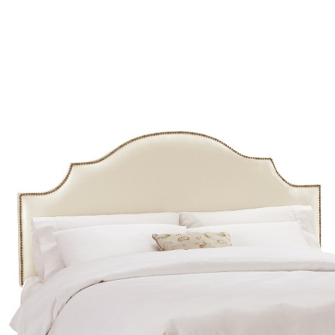 Rochelle Nailbutton Headboard - Skyline Furniture