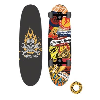"HotWheels Circa Skateboard - 21"""