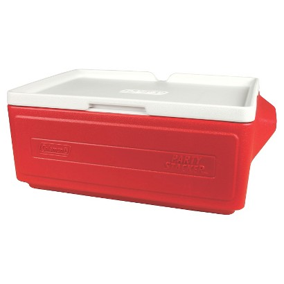 Coleman® 24 Can Party Stacker Cooler (Red)