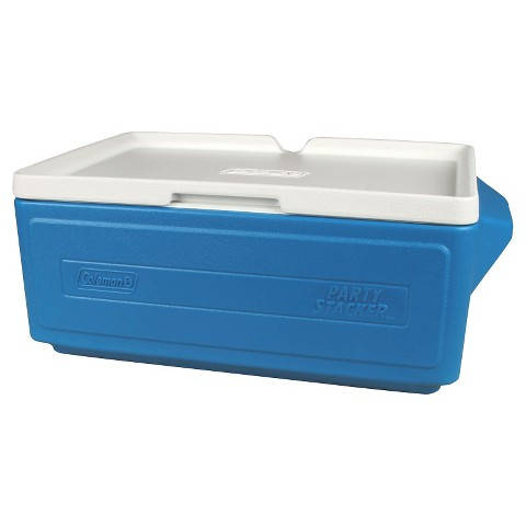 Coleman® 24 Can Party Stacker Cooler (Blue)