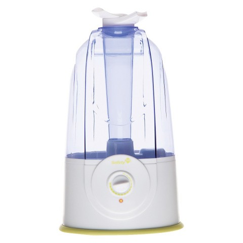 Safety 1st Ultrasonic 360 Degree Humidifier - Blue