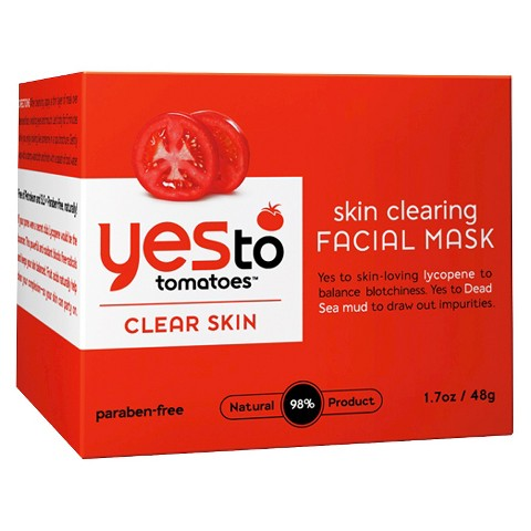 Yes To Tomatoes Skin Clearing Facial Mask - 1.7 oz