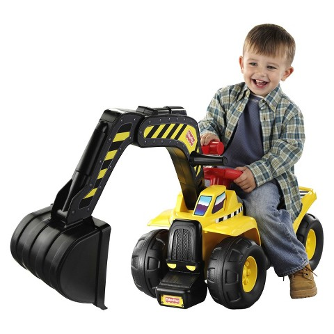 Fisher-Price® Big Action Dig and Ride