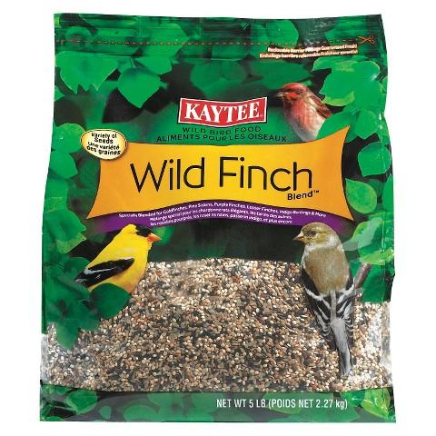 Kaytee Wild Finch Blend™ Dry Bird Food - 5 lb
