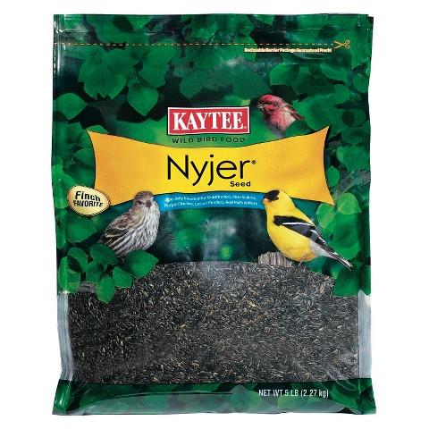 Kaytee Nyjer® Seed Dry Bird Food - 5 lb