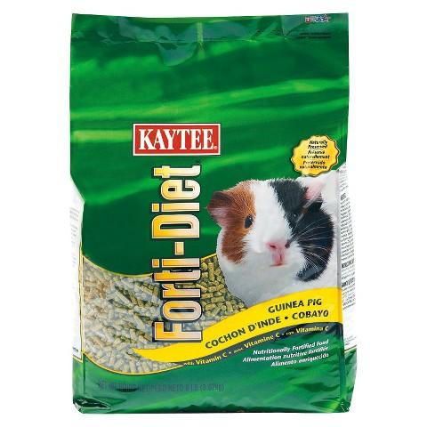 Kaytee Guinea Pig Forti-Diet Food - 8 lb.