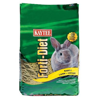Kaytee Rabbit Forti-Diet Food - 8 lb.