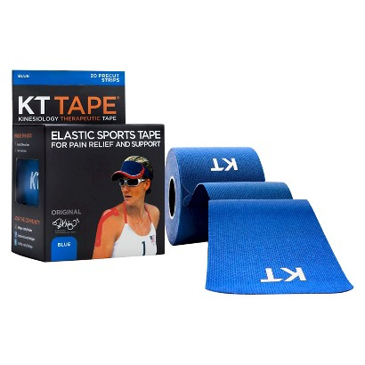 KT Tape Kinesiology Athletic Tape ( Blue )