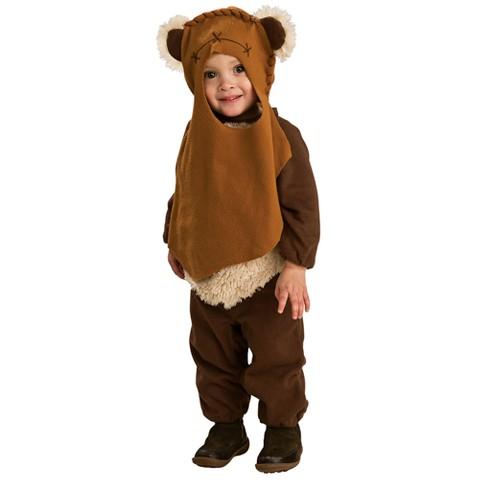 Star Wars Toddler Ewok Costume