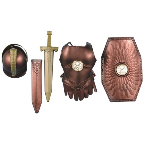 Child 4-Piece Roman Armor Set