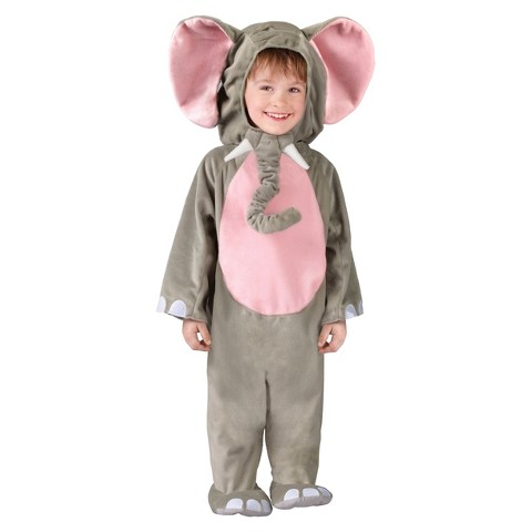 Infant/Toddler Cuddly Elephant Costume
