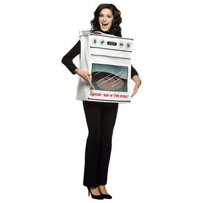 Women's Bun In The Oven Standard Costume - One Size Fits Most