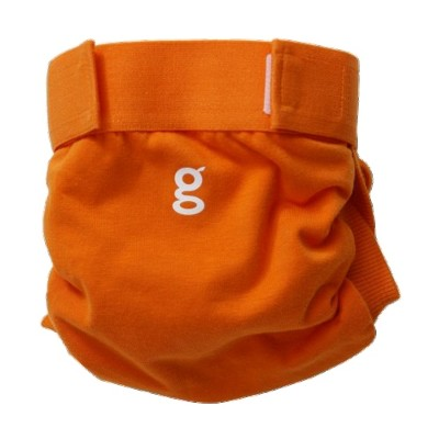 gDiapers gPants - great orange, large