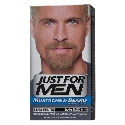 Just for Men Mustache and Beard Hair