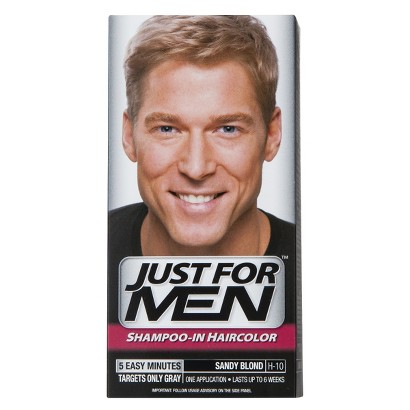 Just for Men Shampoo Hair Color
