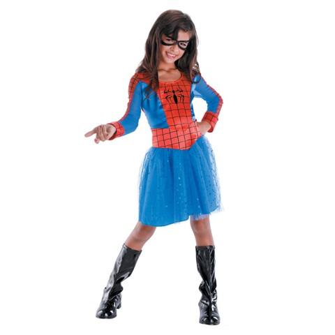 Girl's Spider-Girl Classic Costume