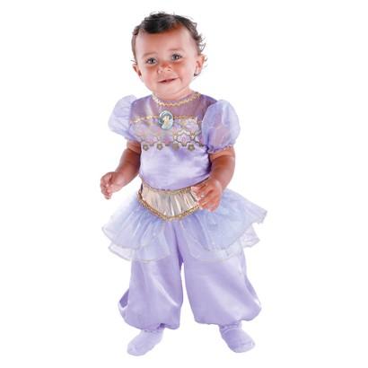 Infant Girl Jasmine Costume 12-18 Months