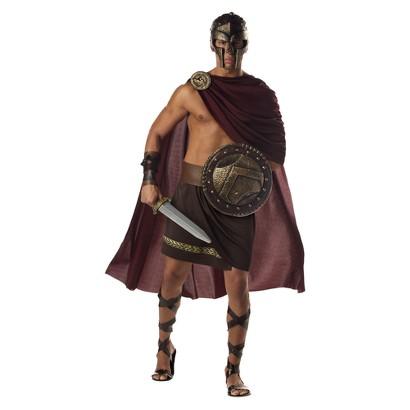 Men's Spartan Warrior Costume